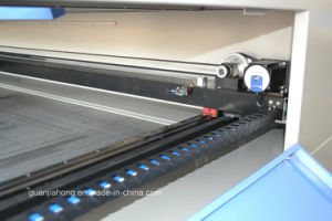 Wood, Acrylic, Metal, Leather, Fabric, CO2 Laser Engraving Machine pictures & photos