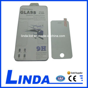 Screen Protector for iPhone 4 Tempered Glass Screen Protector pictures & photos