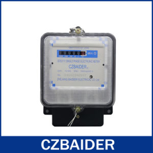 Single Phase Tamper Protection Static Kwh Meter (energy meter, electronic meter) (DDS2111)
