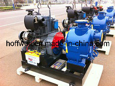 Self-Priming Sewage Pump with Sewage pictures & photos