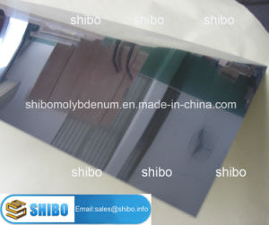 99.97% Pure Mirror Surface Molybdenum Sheets pictures & photos