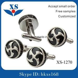 Fashion Men Stainless Steel Custom Cufflinks Manufacturer pictures & photos