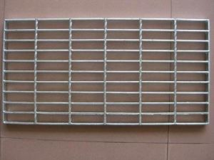 Hot DIP Galvanized Mild Steel Bar Grating pictures & photos