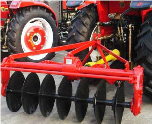 Drive Disc Plough pictures & photos