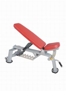 Adjustable Bench/Sit up Bench/Fitness Equipment/ Fid Bench pictures & photos