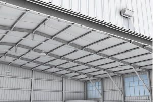 Hot Sale Steel Structure Hanger for Aircraft pictures & photos