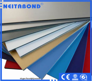 Neitabond Aluminum Composite Panel with ASTM, SGS, ISO Certification pictures & photos