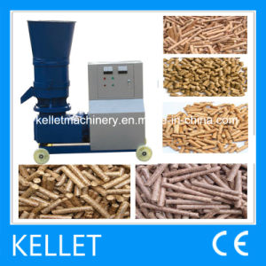 Biomass Flat Die Pellet Machine with Ce Certificate