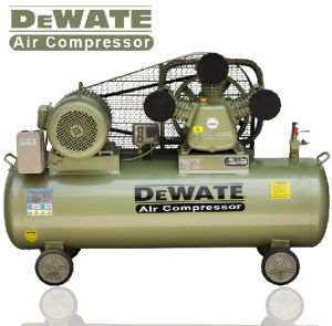 Belt Driven Piston Air Compressor 0.75kw-15kw with CE Approval pictures & photos