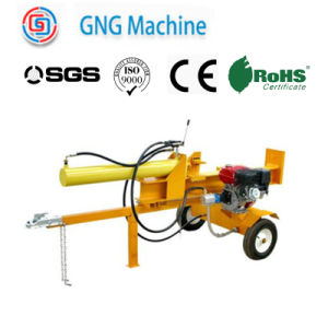 38 Ton Electric Horizontal and Vertical Log Splitter pictures & photos