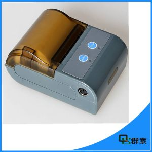 Portable Mini Bluetooth Printer Android 58mm Thermal Printer pictures & photos