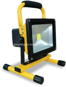 High Power 20W LED Rechargeable Floodlight (GH-TG-14) pictures & photos