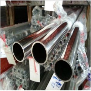 Qingdao Stainless Steel Sanitary Tube (304 304L 316L) pictures & photos