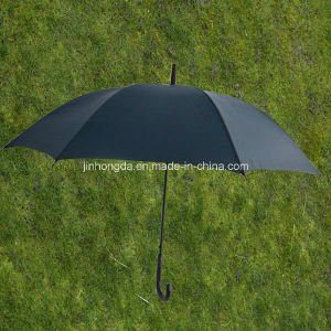 "Polyester 23""X8k Iron Frame Sun Straight Umbrella (YSS0076) pictures & photos"