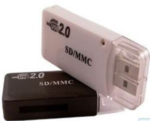 USB SD/MMC Card Reader Style No. Cr-182 pictures & photos