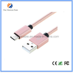 USB 3.1 Type-C Cable USB Am-Cm USB 2.0 to USB 3.1 pictures & photos