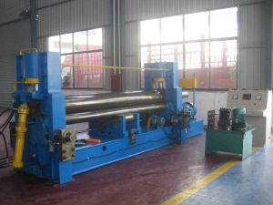 W11s Series up Roller Universal Rolling Machine (W11S 12X3200) pictures & photos