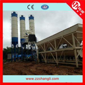 CE Certificate Hopper Type Concrete Mixing Plant (HZS50) pictures & photos