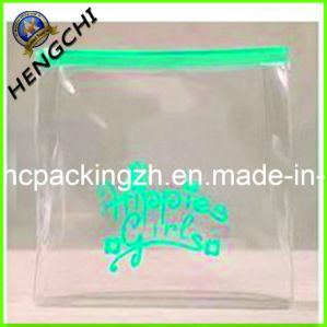 Best Selling Clear PVC Bag with Zipper for Cosmetic Packing pictures & photos