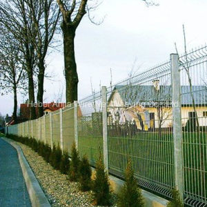 Welded Wire Mesh Fence for Highway pictures & photos
