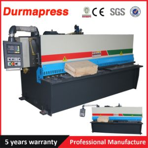 Hydraulic CNC Pendulum Shearing Machine (QC12K-10*6000) pictures & photos