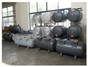 1000L Carbon Steel Compressed Air Tank pictures & photos
