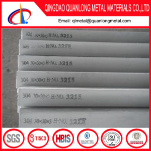 China 316 Unequal Ua Stainless Steel Angle pictures & photos