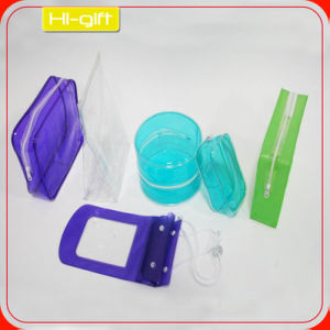 Custom Cheap PVC Cosmetic Package Bag