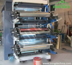 Ruian Six Color Flexo Printing Machine Price pictures & photos