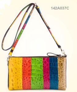 Fashion Lady PU Handbag (JYB-24007) pictures & photos