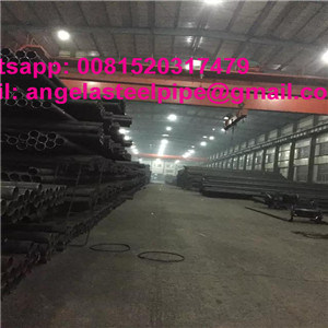 Supply St37-2 DIN17175 Seamless Steel Pipe