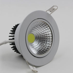 Super Slim 7W LED Down Light pictures & photos