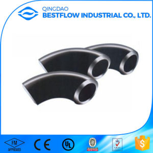 Seamless Sch80 Butt Welded Pipe Fitting pictures & photos