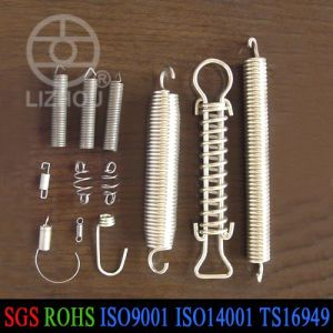 Mechanical Special-Shaped Tension Coil Spring pictures & photos