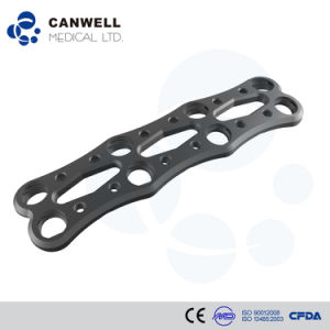 Canwell Anterior Cervical Plate Canaccess Titanium Spine Plate Orthopaedic Implant pictures & photos