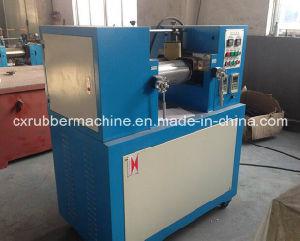 2017 Hot Sale Xk-250 Open Type Rubber Mixer/Open Roll Mixing Mill/Lab Rubber Open Roll Mill pictures & photos