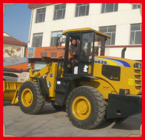 SWM635 Wheel Loader pictures & photos