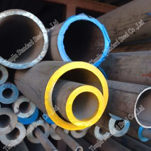 Super Duplex 2507 Stainless Steel Pipe for Pressure Vessels pictures & photos