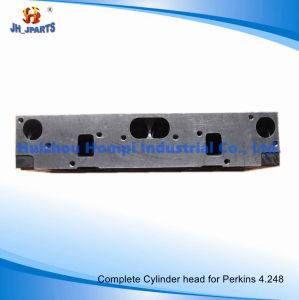 Auto Parts Complete Cylinder Head/Assy for Perkins 4.248 4.41/4.236/3.152 pictures & photos