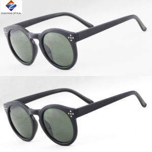 Classic New Coming Plastic Sunglasses with Ce pictures & photos