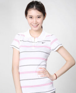 China Clothing Factory Custom Sublimated Mens Women Kids Dry Fit Striped Bulk Golf Polo T Shirt Men Wholesale China 100% Cotton T-Shirt Tshirt pictures & photos