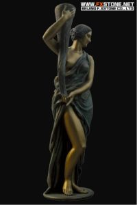 Classical Figure Bronze Sculpture (BJ-FEIXIANG-0051) pictures & photos
