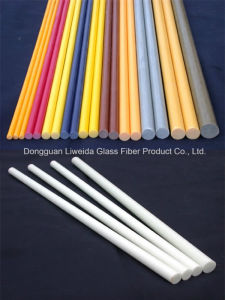 Anti-Fatigue and Anti-Static FRP Rod, Fiberglass Rods/Bars pictures & photos