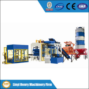 Qt10-15 Automatic Brick Production Line Hydraulic Block Machine with German Technology pictures & photos