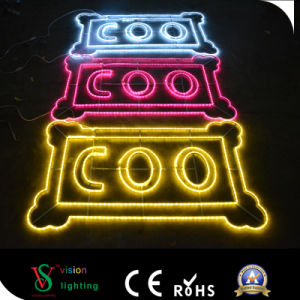 Outdoor Holiday Decoration Street LED Motif Light pictures & photos