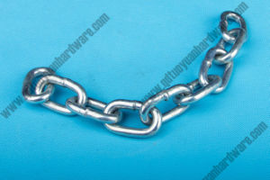 China Manufacturer Rigging Ordinary Mild Link Chain Steel Link Chain pictures & photos