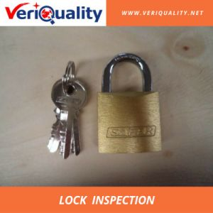 Lock Quality Control Inspection Service at Pujiang, Zhejiang pictures & photos