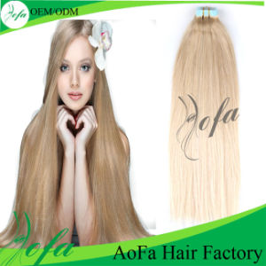 Straight Hair 100% Brazilian Virgin Kertain Human Remy Hair pictures & photos