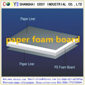 White Paper Foam Board for Printing pictures & photos