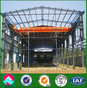 High Qualith Sanwich Panel Wall Steel Structure Warehouse pictures & photos